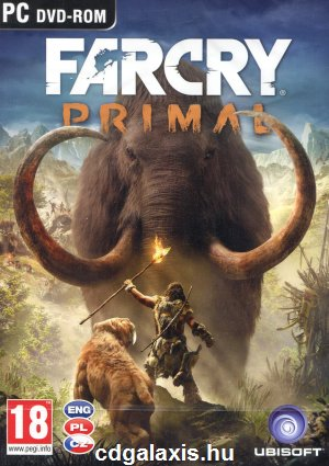 PC játék Far Cry Primal