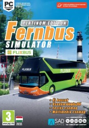 PC játék Fernbus Simulator Platinum Edition