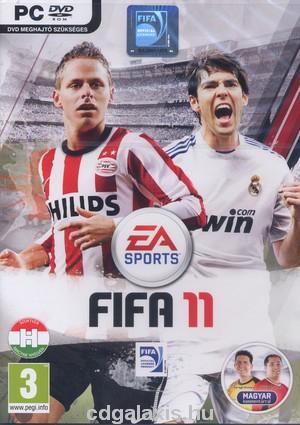 Fifa 2011 borító