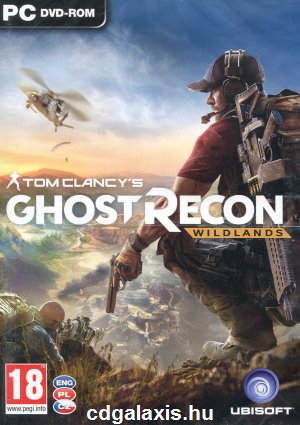 PC játék Ghost Recon Wildlands