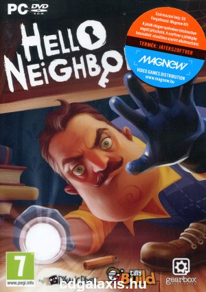 PC játék Hello Neighbor
