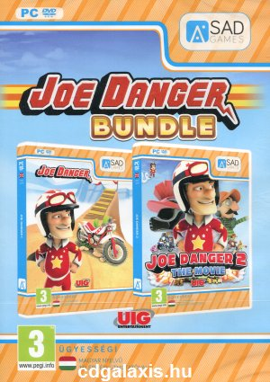 PC játék Joe Danger Bundle