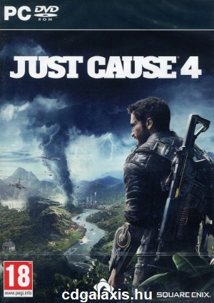 PC játék Just Cause 4