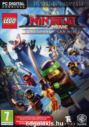 PC játék LEGO Ninjago Movie Videogame