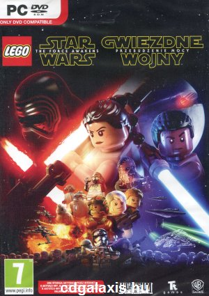 PC játék LEGO Star Wars: The Force Awakens