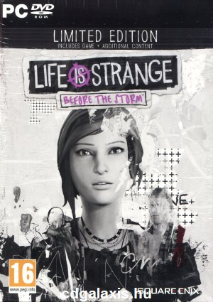 PC játék Life is Strange: Before the Storm Limited Edition