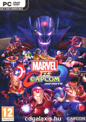 PC játék Marvel vs. Capcom: Infinite