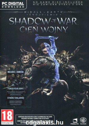 PC játék Middle-earth: Shadow of War