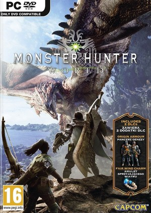 PC játék Monster Hunter World
