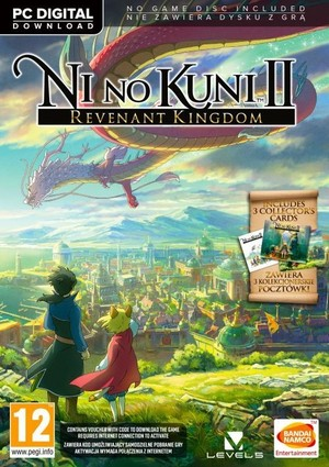PC játék Ni no Kuni II: Revenant Kingdom