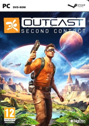 PC játék Outcast - Second Contact