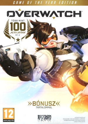 PC játék Overwatch Game of the Year Edition