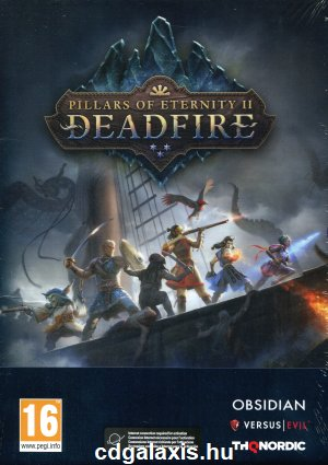PC játék Pillars of Eternity II: Deadfire