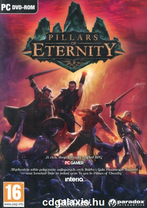 PC játék Pillars of Eternity