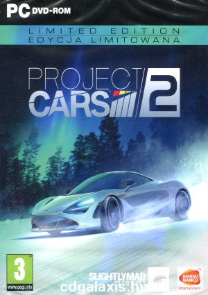 PC játék Project CARS 2 Limited Edition
