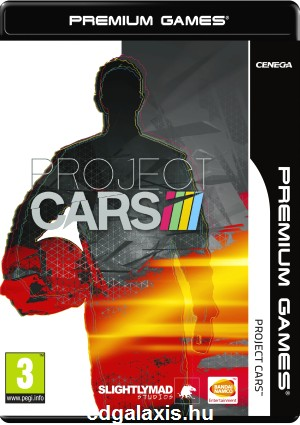 PC játék Project CARS