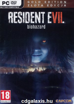 PC játék Resident Evil 7 Biohazard Gold Edition