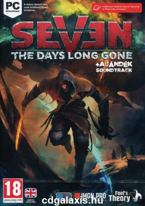 PC játék Seven: The Days Long Gone