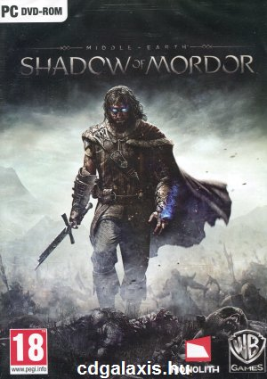 PC játék Middle-earth: Shadow of Mordor