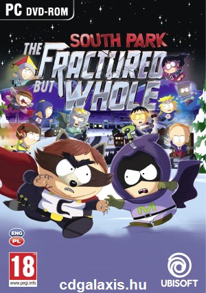 PC játék South Park: The Fractured But Whole