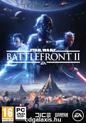 PC játék Star Wars Battlefront 2 (2017. november 17.)