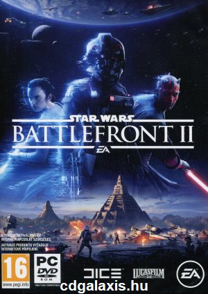 PC játék Star Wars Battlefront 2