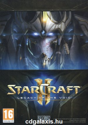 PC játék StarCraft 2 Legacy of the Void
