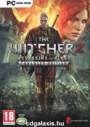 PC játék Witcher 2: Assassin's of Kings Enhanced Edition
