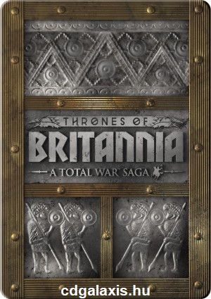 PC játék Total War Saga: Thrones of Britannia