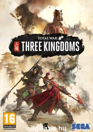PC játék Total War: Three Kingdoms Limited Edition