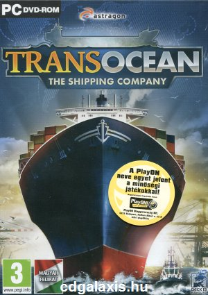 PC játék TransOcean: The Shipping Company