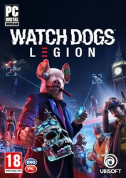 PC játék Watch Dogs Legion