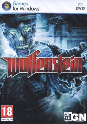 Wolfenstein borító