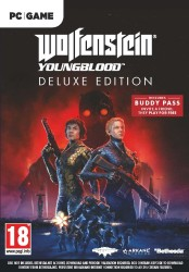 PC játék Wolfenstein Youngblood Deluxe Edition