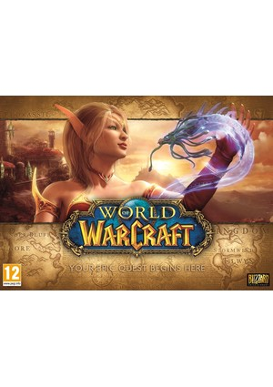 PC játék World of Warcraft Battlechest (online, havidíjas)
