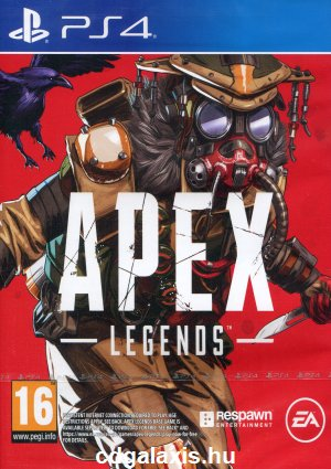 Playstation 4 APEX Legends Bloodhound Edition borítókép