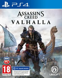 Playstation 4 Assassin's Creed Valhalla (november 10.)