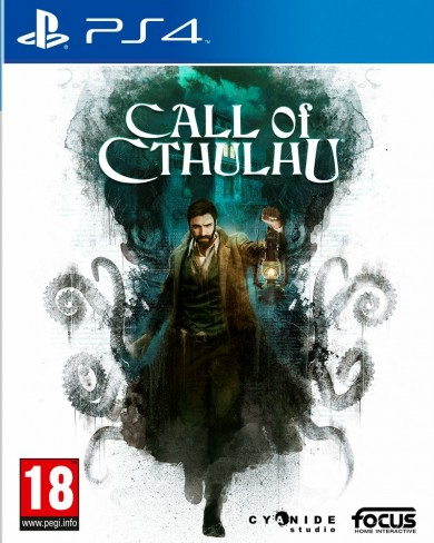 Playstation 4 Call of Cthulhu