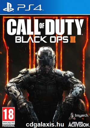 Playstation 4 Call of Duty Black Ops 3