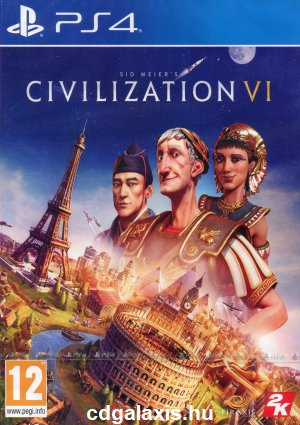 Playstation 4 Civilization 6