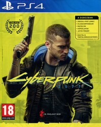 Playstation 4 Cyberpunk 2077