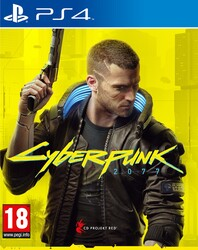 Playstation 4 Cyberpunk 2077 (december 10.)