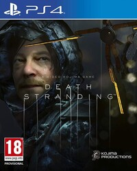 Playstation 4 Death Stranding