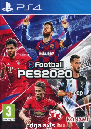 Playstation 4 eFootball PES 2020