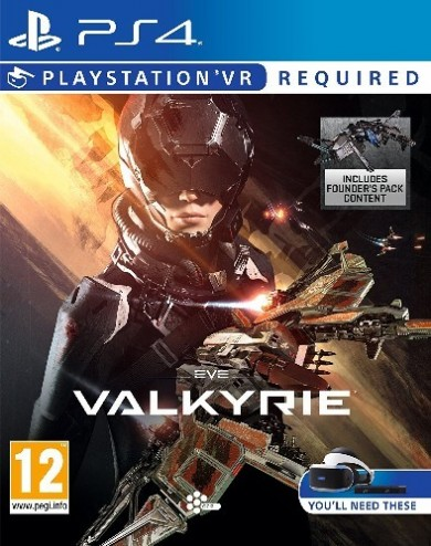 Playstation 4 Eve Valkyrie VR (Playstation VR szükséges)