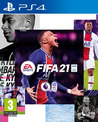 Playstation 4 FIFA 21