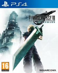 Playstation 4 Final Fantasy VII Remake