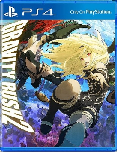 Playstation 4 Gravity Rush 2