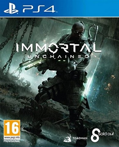 Playstation 4 Immortal Unchained