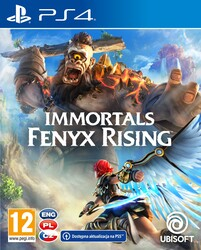 Playstation 4 Immortals Fenyx Rising